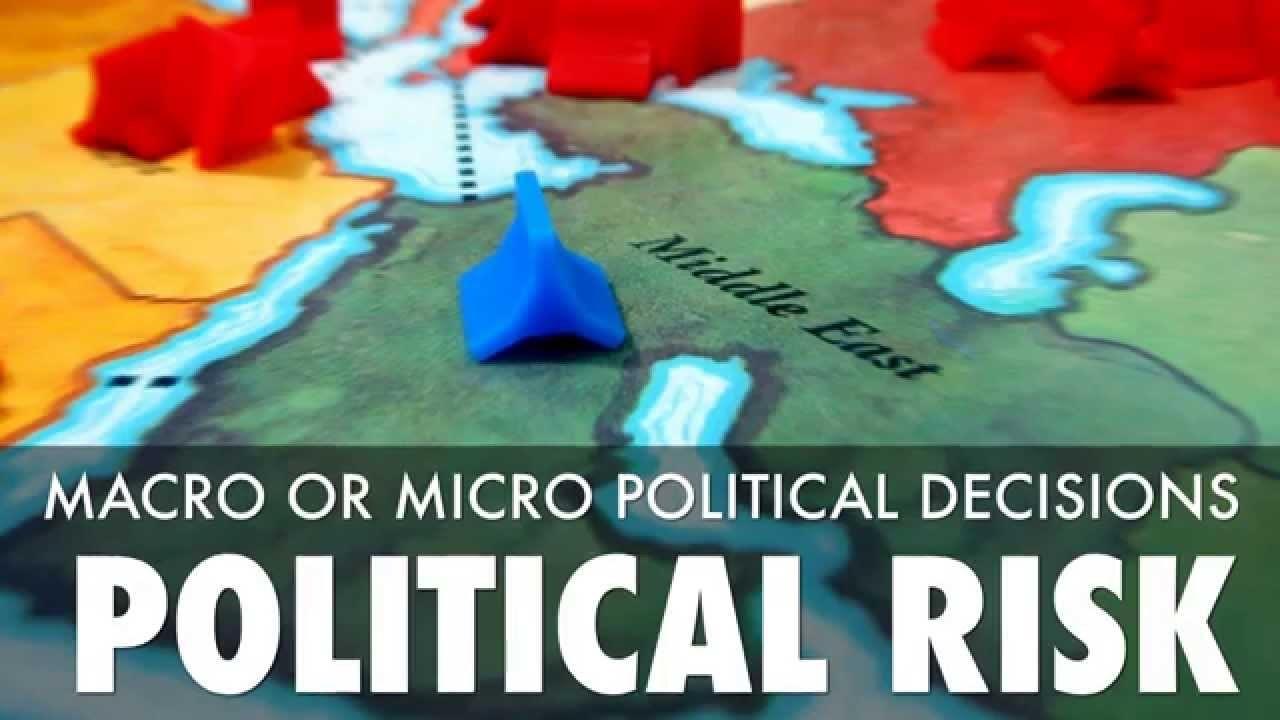 Political Risk คืออะไร